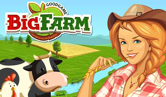 Big Farm - Hrát online!