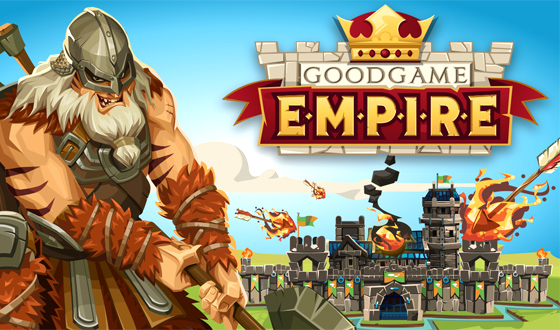Goodgame Empire - Hrát online!