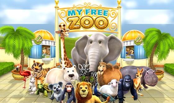 My Free Zoo - Hrát online!