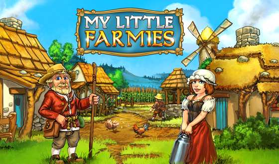 My Little Farmies - Hrát online!