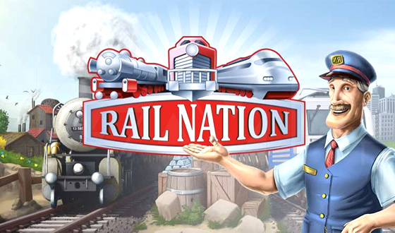 Rail Nation - Hrát online!