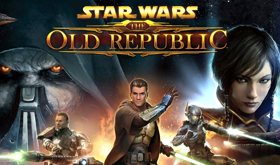 Star Wars - The Old Republic - Hrát online!