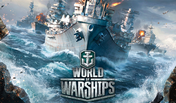 World of Warships - Hrát online!